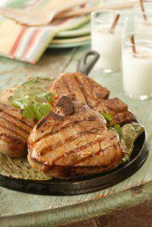 Cerdo a la parrilla con limón: Ponle al cerdo el sabor de la cocina mexi...