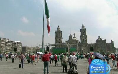 México paralizado por partido del TRI en el Mundial