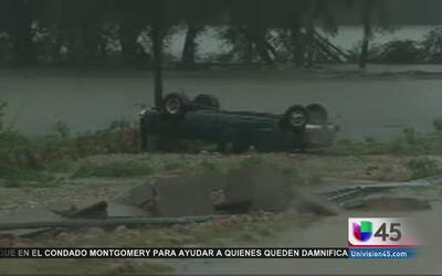 Dos muertos en condado Washington por lluvias