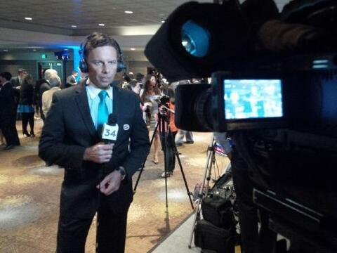Antonio Valverde de Noticias 34 nos envió fotos desde el cuartel general...