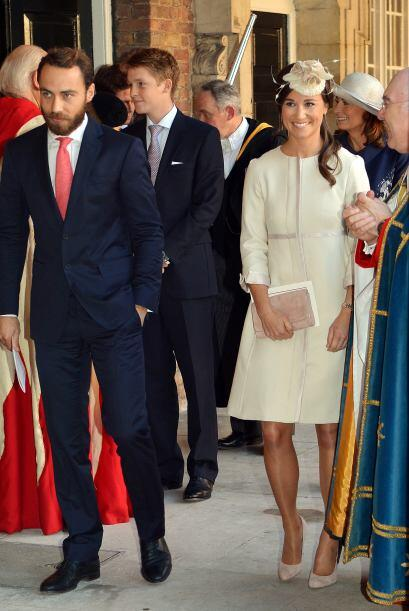 Los hermanos de Kate, James y Pippa Middleton. Mira aquí los vide...