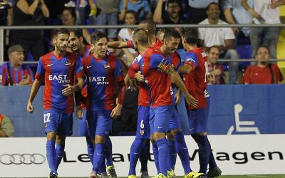 Levante vs. Las Palmas