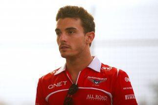 Jules Bianchi.