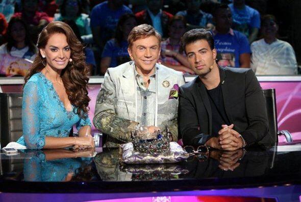 Este trío felicitó a la mexicana, pues también hizo una prueba maravillosa.