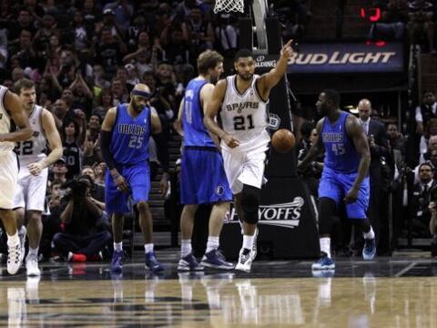 Se acabó la primera ronda de la fase final de la NBA con el triun...