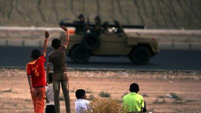 A pesar de la vigilancia en la frontera, aún hay temor de que puedan ent...