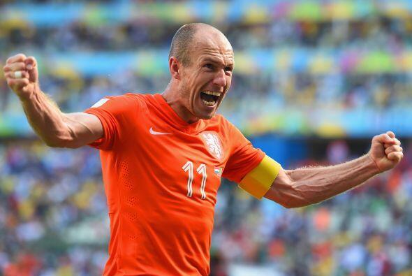 Otro de los factores que han afectado a la selección holandesa so...