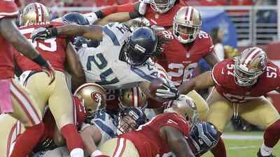 Seahawks 20-3 49ers: Seattle aplasta a San Francisco, sale de la mala ra...