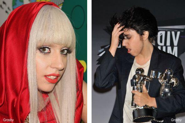 No es nada raro ver a Lady Gaga enfundada en algún atuendo exótico o dis...