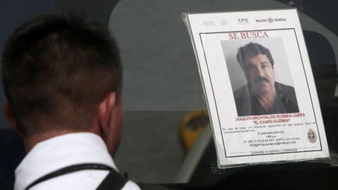 """""""El Chapo"""" era buscado por numerosos crímenes"""
