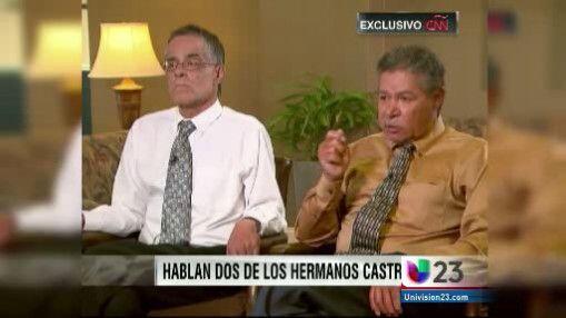 Los dos hermanos de Ariel Castro, el hombre de Cleveland acusado de habe...