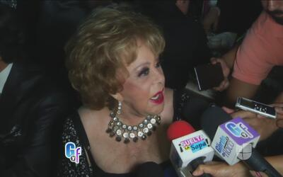 Silvia Pinal reveló el estado de ánimo de Alejandra Guzmán, que será nue...