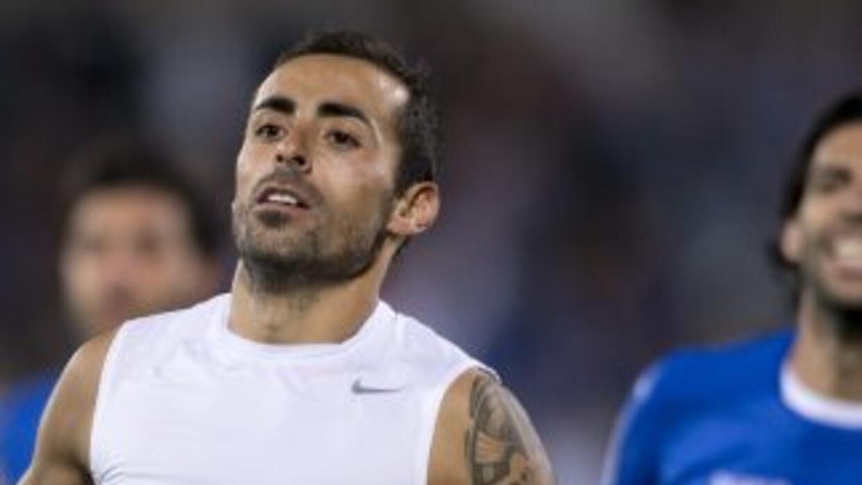 Diego Castro anotó para el Getafe.
