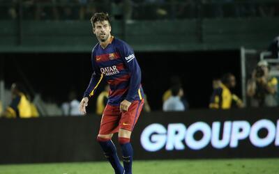 Gerard Piqué manifestó que podría jugar en la MLS a...