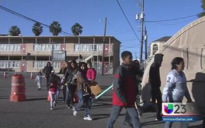 Siguen llegando cientos de inmigrantes a EEUU