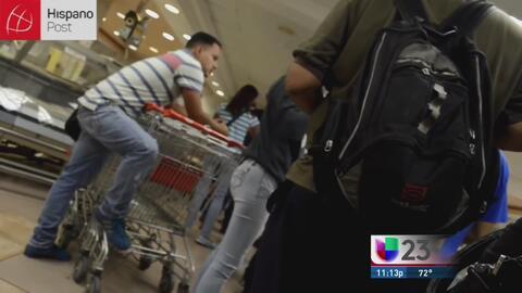 Venezolanos no consiguen la canastá básica de alimentos
