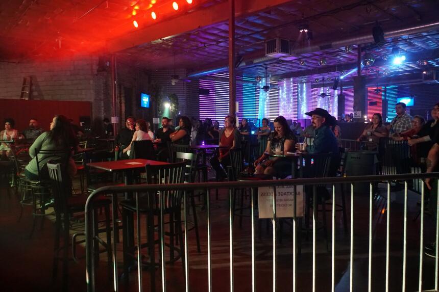 Uforia Lounge VIP Meet and Greet at Rock Box DSC01129.JPG