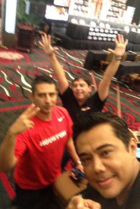 Lo que pasó en Las Vegas no se quedó en Las Vegas: te traemos algunas fo...