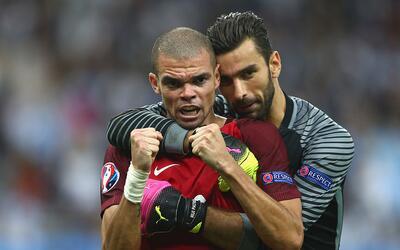 Pepe y Rui Patricio fueron convocados.
