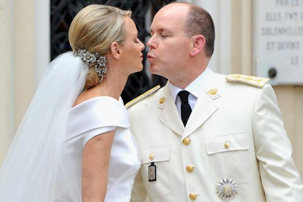 Y así, el príncipe Alberto II de Mónaco dejó de ser el 'soltero de oro'...