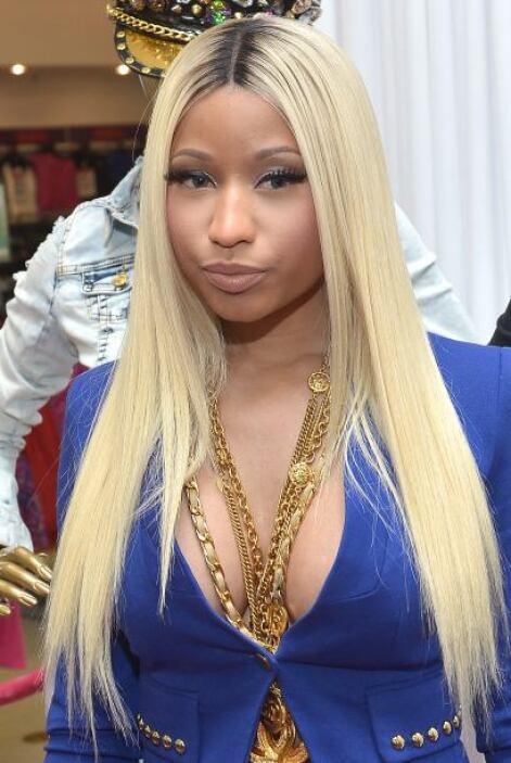 22. Nicki Minaj La rapera es muy vocal con sus 17,181,687 fanáticos en T...