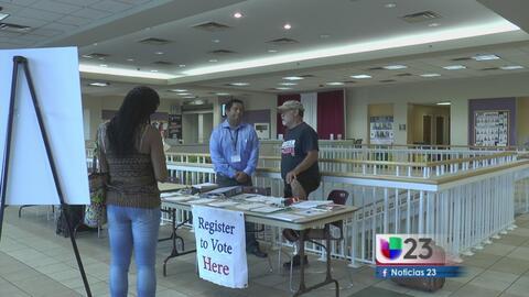El poder de voto hispano juvenil