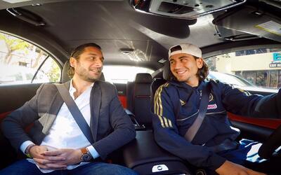 Alejandro Bedoya cuenta su historia automovilística – A Bordo
