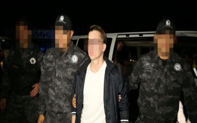 Diego Cruz Alonso a su llegada en el Aeropuerto Internacional de la Ciud...