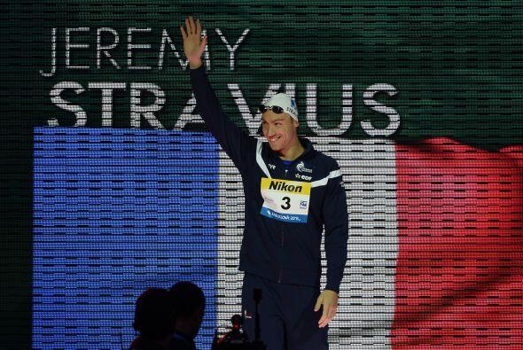 El francés Jeremy Stravius se llevó el bronce con 53.21.
