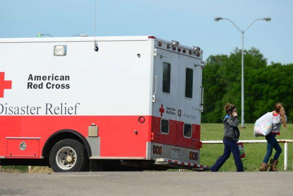 3. American Red Cross  ¿Quién ocupa el mismo lugar en el m...