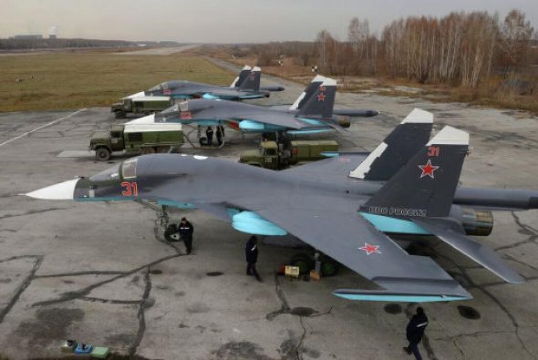 48- La Fuerza Aérea Rusa ha perdido 419 de sus hombres. Foto: FAR.