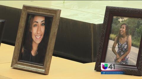Familiares y amigos recuerdan a Joyce Medina, la joven que fue asesinada...