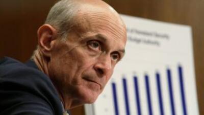 El ex jefe de seguridad de Estados Unidos Michael Chertoff.