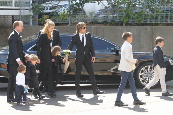 La mamá de Kidman hizo hincapié, en que el Anthony era &qu...