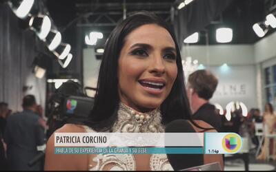 """Patricia Corcino: """"Es difícil, pero divertido"""""""