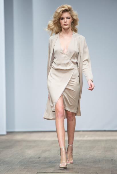 Son ideales para usar con los 'wrap dress'. ya que harán que estos tenga...