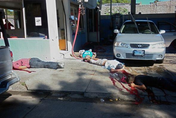 la lucha entre el cártel de Juárez contra el de Sinaloa se registra en l...