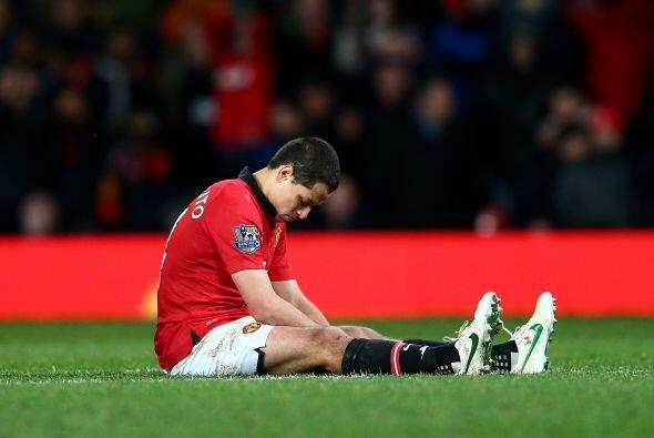 Parece ser que el Manchester United ya le puso precio al 'Chicharito' He...