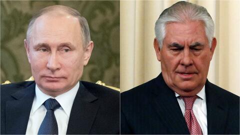 EEUU y Rusia admiten que la relación entre ambos países está en su punto...
