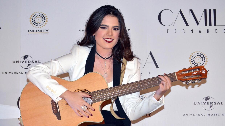 La hija de Alejandro Fernández quiere hacer su sueño realidad.
