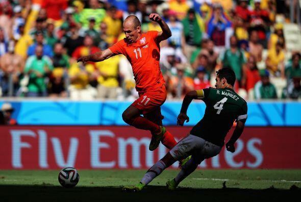 Aunque el duelo contra México no será diferencia en este a...