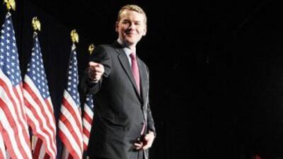 El senador Michael Bennet, demócrata de Colorado, propuso un plan para m...