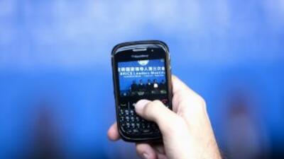 Blackberry se desprende de poco más del 10% de su fuerza laboral.