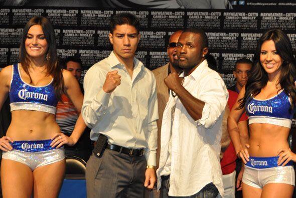 Jessie Vargas y Stave Forbes será otra pelea de juventud contra experien...