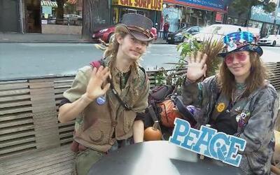 Adriana conoce el distrito hippie de Haight-Ashbury