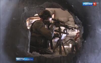 La fuerza élite de Rusia que enfrenta a ISIS en Siria