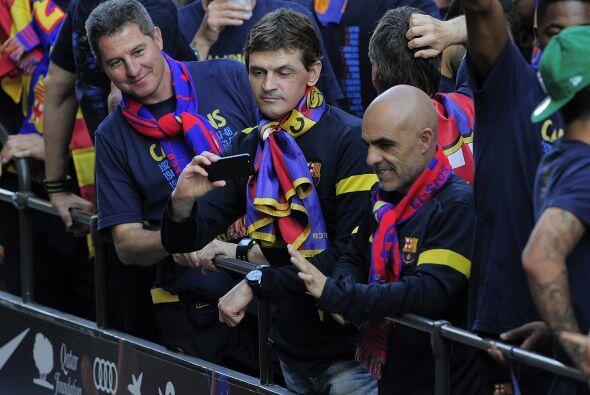 Antes de su muerte había conquistado la Liga de España 201...