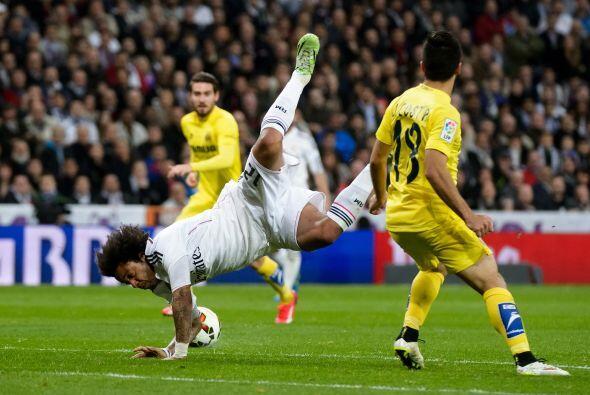 Tras el gol Merengue, el técnico del Villareal realizó alg...