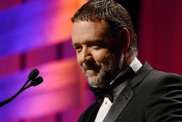 El actor de Nueva Zelanda ganó un Oscar por la película Gladiador.