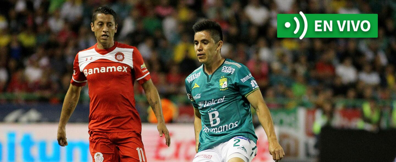 Toluca vs. León